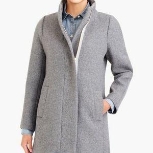 JCrew Women's City Wool Coat